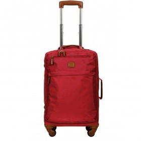 Brics X-Travel Trolley 4-Rollen 55cm BXL48117-910 Red