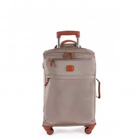 Brics X-Travel Trolley 4-Rollen 55cm BXL48117 Dove Grey