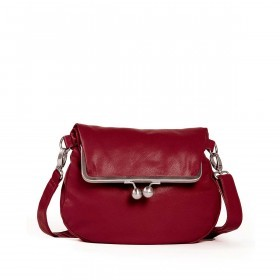 Sticks and Stones Cannes Leder Red