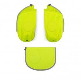 Ergobag Cubo Seitentaschen Zip-Set Gelb