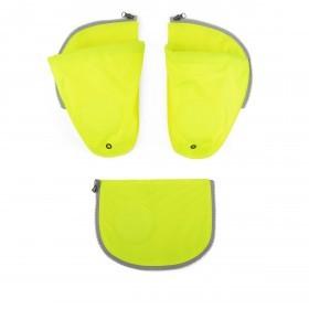 Ergobag Pack Seitentaschen Zip-Set Gelb