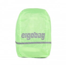 Ergobag Regencape Shiny Green