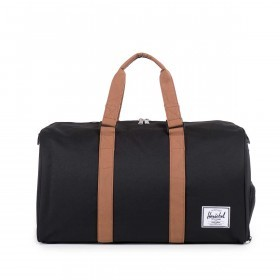 Herschel Reisetasche Novel Black-Tan