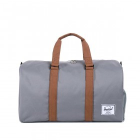 Herschel Reisetasche Novel Grey-Tan