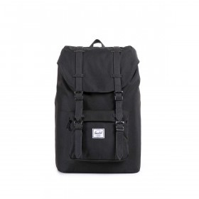 Herschel Rucksack Little America Medium 14L Uni Black