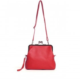 Sticks and Stones Monaco Bag Goat Osaka Leder Red