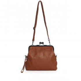 Sticks and Stones Monaco Bag - Buff Washed Leder Cognac
