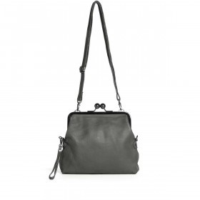 Sticks and Stones Cannes Bag - Buff Washed Leder Light Grey