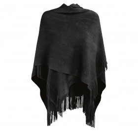 PIAROSSINI Cape Black