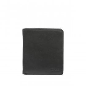 BREE Pocket 113 Kombibörse Leder Schwarz