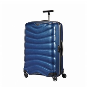 Samsonite Koffer/Trolley Firelite 48575 Spinner 69 Dark Blue
