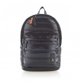 MUeSLii II RC1 Classic Shiny Rucksack Pitch Black