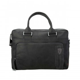 Strellson Richmond Soft Briefcase Black