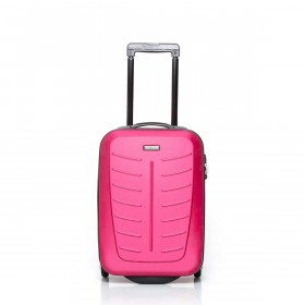 Travelite Robusto 2-Rad Trolley 53cm Pink