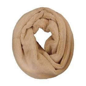 RINO & PELLE Loop ScarfSeed Camel
