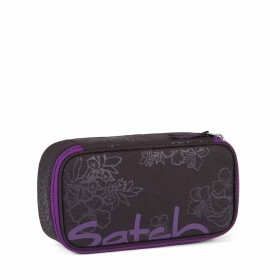 Satch Schlamperbox Purple Hibiskus