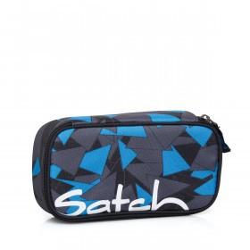 Satch Schlamperbox Triangle Blue