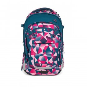 Satch Match Rucksack Pink Crush