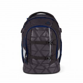 Satch Pack Rucksack Black Triad