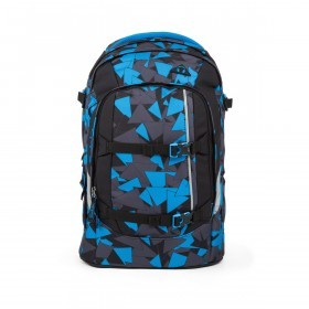Satch Pack Rucksack Blue Triangle