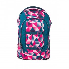 Satch Pack Rucksack Pink Crush