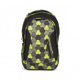 Satch Sleek Rucksack Jungle Flow