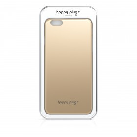 Happy Plugs Deluxe Slim Case Iphone 6/6s Champagne
