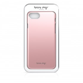 Happy Plugs Deluxe Slim Case Iphone 7 Pink Gold