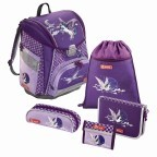 Step by Step Touch Flash Schulranzen-Set 5-tlg. Pegasus Purple, Farbe: flieder/lila, Marke: Step by Step, Abmessungen in cm: 33.0x38.5x23.5, Bild 1 von 6