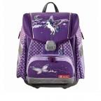 Step by Step Touch Flash Schulranzen-Set 5-tlg. Pegasus Purple, Farbe: flieder/lila, Marke: Step by Step, Abmessungen in cm: 33.0x38.5x23.5, Bild 2 von 6