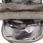 SURI FREY Romy Rucksack Reißverschluss Synthetik Dark Grey, Farbe: grau, Marke: Suri Frey, Abmessungen in cm: 26.0x36.0x10.0, Bild 7 von 7