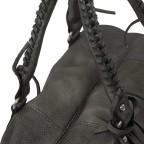 SURI FREY Romy Bowlingbag L Synthetik Black, Farbe: schwarz, Marke: Suri Frey, Abmessungen in cm: 32.0x27.0x15.0, Bild 4 von 5