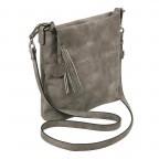 SURI FREY Romy 10214 Schultertasche M Synthetik Dark Grey, Farbe: grau, Marke: Suri Frey, Abmessungen in cm: 27.0x26.0x5.0, Bild 3 von 8