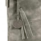 SURI FREY Romy 10214 Schultertasche M Synthetik Dark Grey, Farbe: grau, Marke: Suri Frey, Abmessungen in cm: 27.0x26.0x5.0, Bild 7 von 8