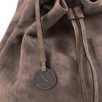 SURI FREY Ruby 10233 Zugbeutel Brown, Farbe: braun, Marke: Suri Frey, Abmessungen in cm: 25.0x24.0x16.0, Bild 7 von 7