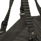 SURI FREY Katie May Bowlingbag Synthetik Black, Farbe: schwarz, Marke: Suri Frey, Abmessungen in cm: 35.0x26.0x15.0, Bild 5 von 5