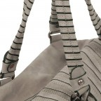 SURI FREY Katie May Bowlingbag Synthetik Dark Grey, Farbe: grau, Marke: Suri Frey, Abmessungen in cm: 35.0x26.0x15.0, Bild 5 von 5