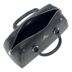 AIGNER Ava Handtasche 133508 Black, Farbe: schwarz, Manufacturer: Aigner, Dimensions (cm): 30.5x22.0x14.0, Image 3 of 3