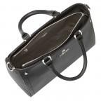 AIGNER Ava Handtasche 133512 Black, Farbe: schwarz, Marke: Aigner, Abmessungen in cm: 30.5x25.0x13.0, Bild 3 von 3