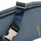 SURI FREY Marry 18016 Gürteltasche, Farbe: schwarz, grau, blau/petrol, beige, Marke: Suri Frey, Abmessungen in cm: 26.0x17.0x2.0, Bild 10 von 12