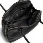 Adax Cormorano 231192 Business Bag Black, Farbe: schwarz, Marke: Adax, EAN: 5705483162164, Abmessungen in cm: 40.0x28.0x14.0, Bild 3 von 3