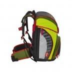 Scout Alpha Set 4-tlg. Ninja Snake, Farbe: anthrazit, grün/oliv, Marke: Scout, Abmessungen in cm: 32.0x40.0x25.0, Bild 3 von 9