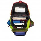 Scout Alpha Set 4-tlg. Ninja Snake, Farbe: anthrazit, grün/oliv, Marke: Scout, Abmessungen in cm: 32.0x40.0x25.0, Bild 5 von 9