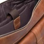 Strellson Blake Shoulder Bag LH Cognac, Farbe: cognac, Marke: Strellson, EAN: 4053533279456, Abmessungen in cm: 38.0x32.0x11.0, Bild 3 von 3