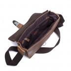 Strellson Blake Messenger S Cognac, Farbe: cognac, Marke: Strellson, EAN: 4053533279449, Abmessungen in cm: 25.0x25.0x7.0, Bild 4 von 4