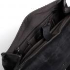 Strellson Scott Backpack, Farbe: schwarz, Marke: Strellson, EAN: 4053533403356, Abmessungen in cm: 32.0x40.0x14.0, Bild 6 von 7