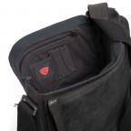 Strellson Upminster Briefbag L Black, Farbe: schwarz, Marke: Strellson, EAN: 4053533404100, Abmessungen in cm: 40.0x30.0x10.0, Bild 3 von 4