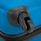 Loubs Trolley 4-Rollen Brisbane 55cm Blau, Farbe: blau/petrol, Marke: Loubs, Abmessungen in cm: 40.0x55.0x20.0, Bild 4 von 5
