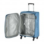 LOUBS Trolley Townsville 65cm Anthra, Farbe: anthrazit, Manufacturer: Loubs, Dimensions (cm): 41.0x65.0x26.0, Image 3 of 6
