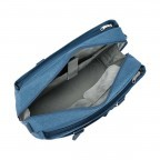 LOUBS Boardcase Townsville 41cm Jeansblau, Farbe: blau/petrol, Manufacturer: Loubs, Dimensions (cm): 41.0x29.0x19.0, Image 3 of 4